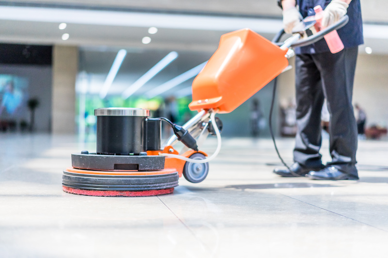 janitorial services orem